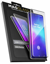 Samsung Galaxy S20 Plus Tempered Glass Screen Protector w Screen Finger Sensor