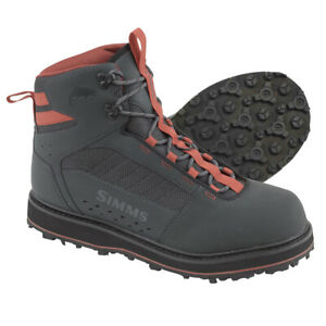 Simms Tributary Wading Boot Rubber Sole - Carbon - ON SALE NOW!