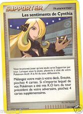 Pokemon n° 131/146 - Supporter - Les sentiments de Cynthia