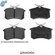 Brake Pads Rear for VW POLO 1.2 1.4 1.6 09-on CAVE GTI TDI 6R Hatchback ADL