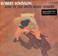 LP-ROBERT JOHNSON-KING OF DELTA BLUES 1 NEW VINYL RECORD