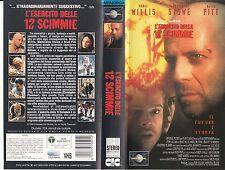 L' esercito delle 12 scimmie (1995) VHS