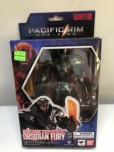 Bandai Pacific Rim Uprising Obsidian Fury Side Jaeger figure