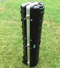 SKB Standard Golf Rolling Hard Travel Case ~ NO KEYS ~ Very Good Condition
