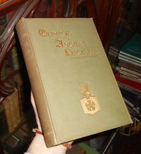 1906 Glimpses of Ancient Leicester in Six Periods. By Mrs T. Fielding Johnson