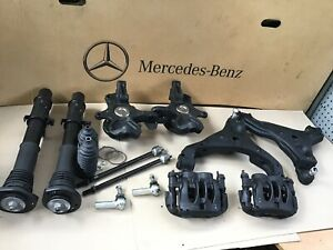 Genuine Mercedes Sprinter.Front Suspensions - Hubs - Callipers ( Complete Set )