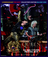 Queen Adam Lambert Global Citizen Festival 2019 Blu-ray 1 Disc Japan
