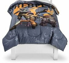 Star Wars Movie Reversible Comforter Rebels Bedding Disney