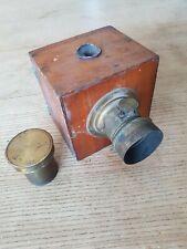Appareil photo ancien DUBRONI camera