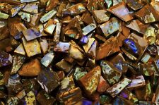 500 cts of Koroit Boulder Opal - Hand Trimmed and Sorted High Quality Slices!
