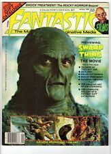 WoW! Fantastic Films #27 Swamp Thing! Raiders Of The Lost Ark! Outland!