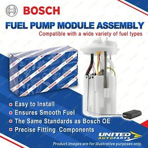 Bosch Fuel Pump Module Assembly for BMW 3 Series 316 318 320 323 325 328 330 E46