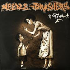 "DJ Q-BERT - Needle Thrashers Alpha (12"") (VG-/G+)"