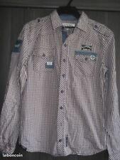 chemise KAPORAL taille 16 ans