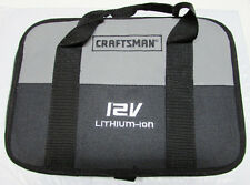 CRAFTSMAN NEXTEC 12V LITIUM ION TOOL/BATTERY+ CASE, FITS MOST NEXTEC 12V - NEW!