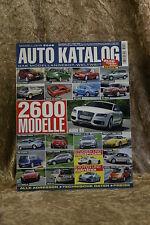 Auto Katalog Autokatalog AMS 2008 Nr. 51