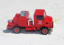 Camion de pompiers Solido Mercedes Unimog 1/50