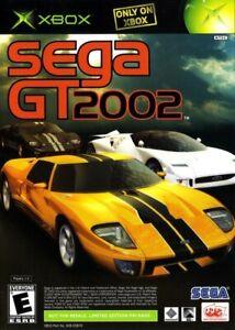 SEGA GT 2002 / Jet Set Radio Future - Original Xbox Game
