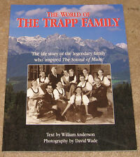 The World of the Trapp Family  - The Sound of Music