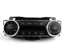 Mercedes-Benz C197 A197 SLS AMG Pilot Air Con Operating Unit A1979002200