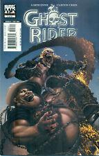 Ghost Rider #3 By Garth Ennis Clayton Crain Road To Damnation Nm/M 2006