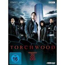 TORCHWOOD (STAFFEL 1) 4 DVD TV-SERIE NEU