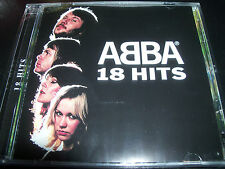 Abba 18 Hits Very Best Of Greatest Hits (Australia) CD – New