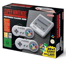 SNES Classic Mini Super Nintendo Entertainment System UPS Next Day modello di lancio