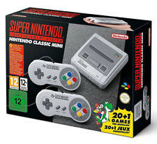 SNES Classic Mini Super Nintendo Entertainment System UPS NEXT DAY LAUNCH MODEL