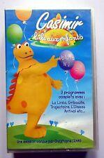VHS cassette vidéo Casimir Ile aux enfants AB TF1 vidéo INA 1978 - 2002