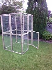 20 Heavy Duty cat run aviary panels Cages Kennel ducklings  rabbits dog pets