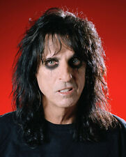 Alice Cooper ‏ 10x 8 UNSIGNED photo - P1419 - School's Out & Elected
