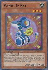 YuGiOh Wind-Up Rat - ORCS-EN023 - Super Rare - Unlimited Edition Near Mint