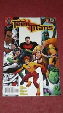 Teen Titans lot: 10 issues between #s 1 - 38 (Dc, 2003-2006, High Grade)