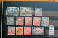 LOT STAMPS GERMANY COLONIES MH*+USED (F123248)