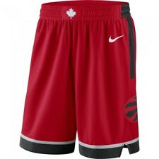 SALE €65 Nike NBA Toronto Raptors Icon Edition Swingman Shorts L 38