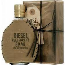 Diesel Fuel For Life by Diesel For Men. Eau De Toilette Spray 1.7-Ounces