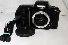 [Exc +++ ] Nikon N50 35mm SLR Film Camera from Japan