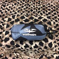 New Valken Paintball Crusade 62/68/70ci Tank Cover - Riot Grey