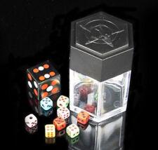 Dadi Atomici - Grandi con Dadi colorati - Close-Up Magic - Giochi di Magia