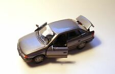 Opel Astra F Limousine saloon in grau grise grey metallic, GAMA 1:43 OHNE NO box