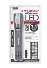 Feit Electric 1000 Lumens LED Flashlight - FREE Batteries Included