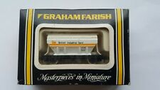 GRAHAM FARISH N GAUGE NO.4511 16ft 38 TON COVERED SAND HOPPER BRITISH IND. BOXED