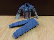 1/6 Hot Toys MMS156 Captain America The First Avenger jacket + pants