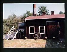 Industry Food Sugar Cane postcard Sugar Shack, Barrington, New Hampshire NH