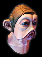 NIEN NUNB Star Wars LATEX MASK -- Costume Life Size Prop -- NEVER SEEN !!!!
