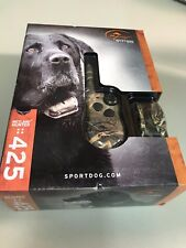 SportDOG SD-425 CAMO Wetland Hunter 425 Dog Shock Training E-Collar