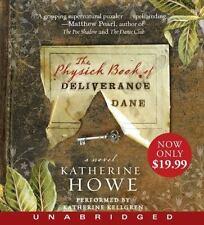 New Audio Book The Physick Book of Deliverance Dane Katherine Howe Unabridged CD