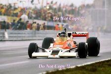James Hunt McLaren M26 Winner USA Grand Prix 1977 Photograph