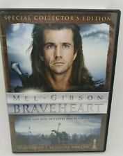 Braveheart (Dvd, 2007, Special Collectors Edition) Mel Gibson - Free Shipping